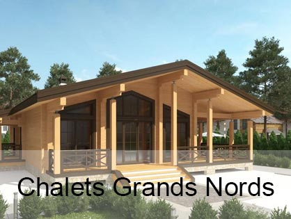 Chalets grands nords natura lodges
